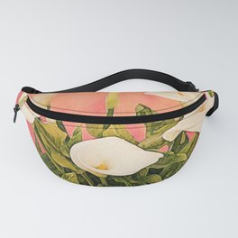 Monterey Calla Lilies Fanny Pack