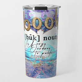 Magical Book Definition Travel Mug