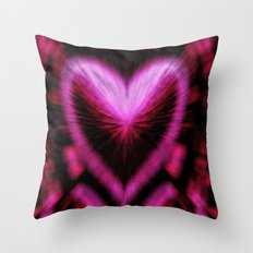 Overtaking Love Throw Pillow