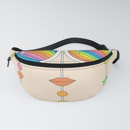 Stardust Shades Fanny Pack