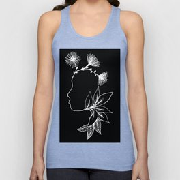 Lady of the nature I Unisex Tank Top