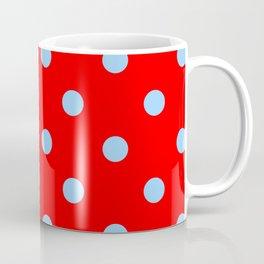 polka-dots Coffee Mug