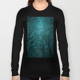 One by One, the Infinite Stars Blossomed Long Sleeve T-shirt