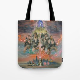 35 years bustin'! Tote Bag
