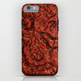 No Guts, No Glory iPhone Case