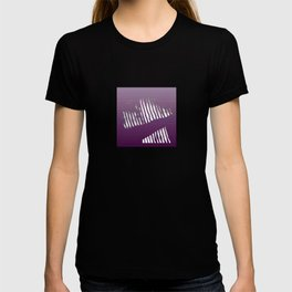 Purple Zebra T-shirt