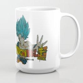Dragón Ball Super v2 Mug