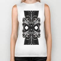 madonna Biker Tanks featuring Madonna Sequence by Edward Michael Supranowicz