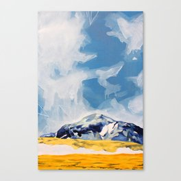 Iceland II Canvas Print