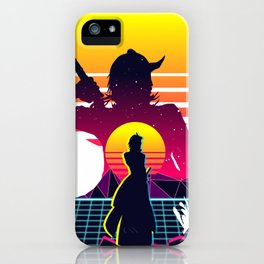 ulquiorra Cifer iPhone Case