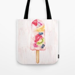 Popsicle - Naturally Fruity Tote Bag