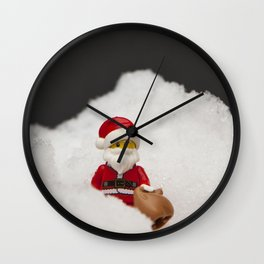 You can call me Mr. Kringle Wall Clock
