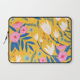 Magnolias and Camellias! Laptop Sleeve