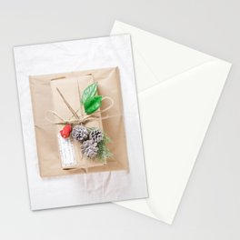 Brown Paper Packages Stationery Cards