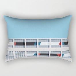 S03-1 - Facade Le Corbusier Rectangular Pillow