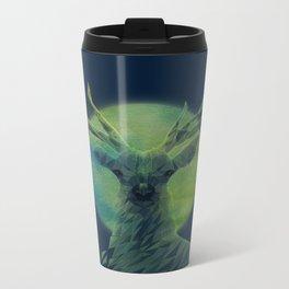 Cervidae Metal Travel Mug