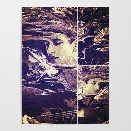 Bob Dylan: A Hard Rain's a Gonna Fall Poster