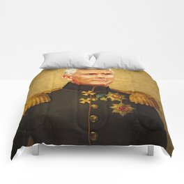 Right Hand Man Comforters