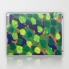 Gardens in Homage to Monet Laptop & iPad Skin