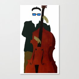 Bottom - A Celebration of the Bass Canvas Print