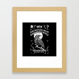 Ouija 2 Framed Art Print