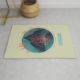 Mountain of Madness Rug