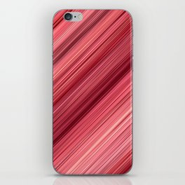 Ambient 33 in Red iPhone Skin