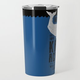 The Moby Dick Academy of Karma Travel Mug