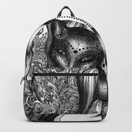 Tribal Foxy Backpack