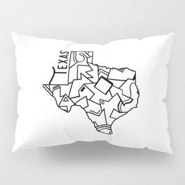 Texas Strong Pillow Sham