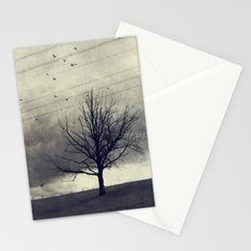 one of these days - autumn mood Stationery Cards