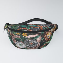 Dangers in the Forest V Fanny Pack