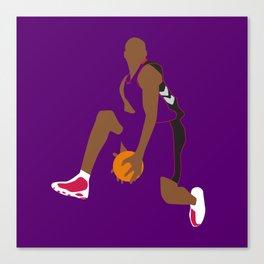 NBA Players | Vince Carter Dunk Canvas Print