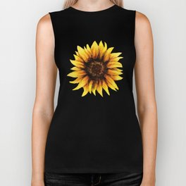 Sunflower Biker Tank