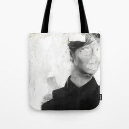 Faceless | number 01 Tote Bag