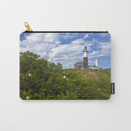 Montauk Point Lighthouse Carry-All Pouch
