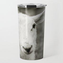 Lamb Sheep Travel Mug