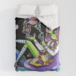 Space Tea Comforters