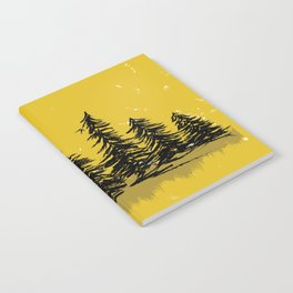 Golden Trees in the Pacific Northwest- PNW Notebook
