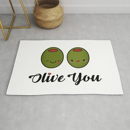 Olive You! Rug