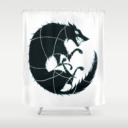 Fenrir Shower Curtain