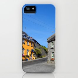 Kinvara Bed & Breakfast iPhone Case