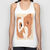 gizmo Tank Tops featuring Gizmo by ItalianRicanArt