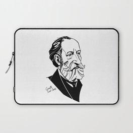 Camille Saint-Saëns Laptop Sleeve