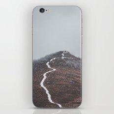 Clear path iPhone & iPod Skin