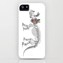 Tri-rosie-tops iPhone Case
