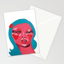 INTERLOCKED Stationery Cards