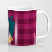willy wonka Mugs featuring Willy Wonka by 7pk2 online
