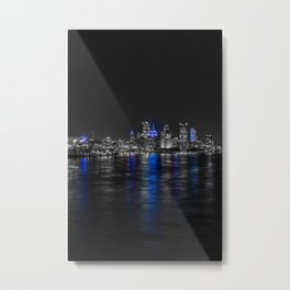 Pittsburgh Strong! Love Thy Neighbor No Exceptions Metal Print