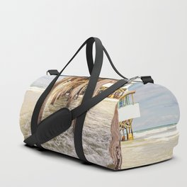 Under the Pier Duffle Bag